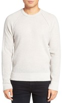 James Perse Men's Thermal Cashmere Sweater