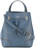 Furla drawstring shoulder bag - women - Calf Leather - One Size