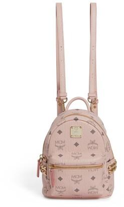 MCM X Mini Stark Backpack