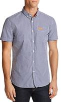 Superdry London Striped Regular Fit Button-Down Shirt