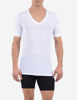 Tommy John Cool Cotton Deep V-Neck Undershirt