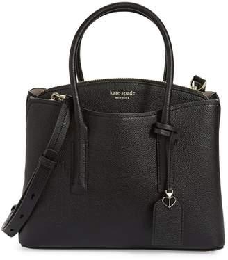 Kate Spade Zip Leather Satchel