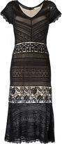 Cecilia Prado knit midi dress - women - Viscose - G