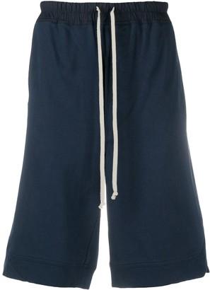 Rick Owens Performa track shorts