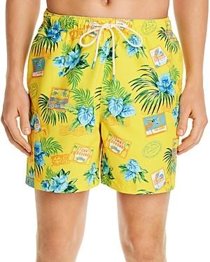 Tommy Bahama Naples Paradise Postcard Swim Trunks
