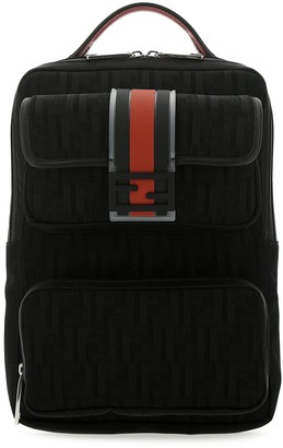 Fendi FF Motif Backpack