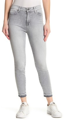 Fidelity Gwen Cropped High Rise Skinny Jeans