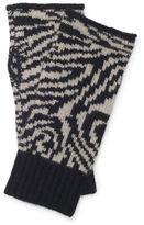 Club Monaco Lena Jacquard Cashmere Glove