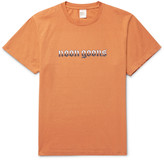 Noon Goons Printed Cotton-Jersey T-Shirt