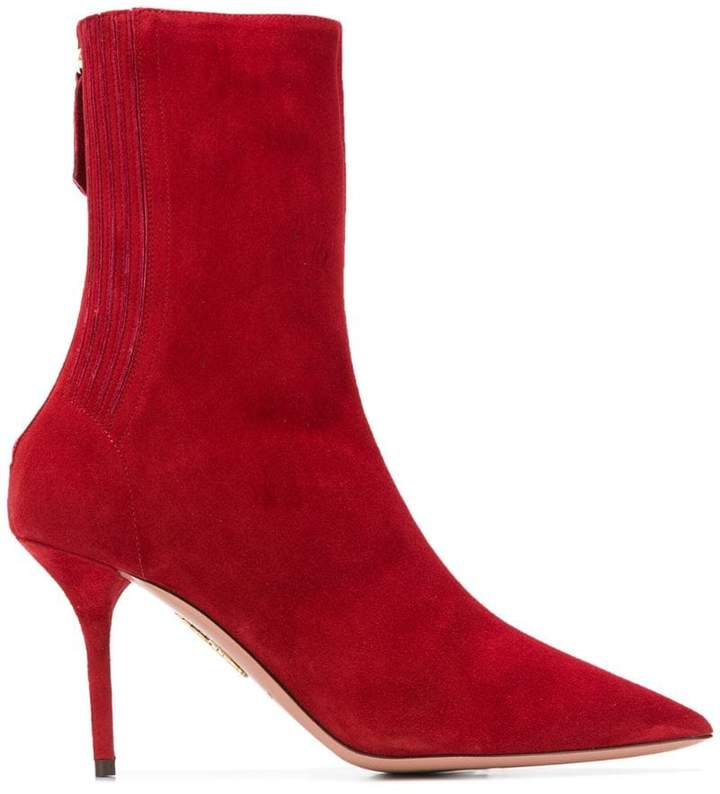 0ce23d11636fb pointed toe ankle boots