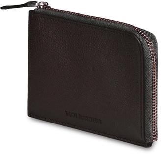 Moleskine Brown Lineage Leather Smart Wallet