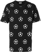 Gosha Rubchinskiy football print T-shirt - men - Cotton - M