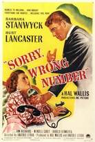 Sorry, Wrong Number POSTER Movie (11 x 17 Inches - 28cm x 44cm) (1948)
