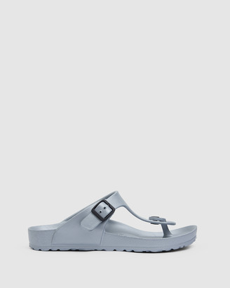 Ravella - Women's Silver Sandals - Hilda - Size One Size, 38 at The Iconic