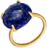 Heather Hawkins Radiate Gemstone Ring - Lapis