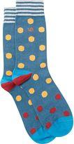 White Stuff Mark Multi Spot Sock