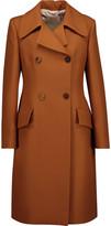 Roksanda Newell wool and silk-blend twill coat