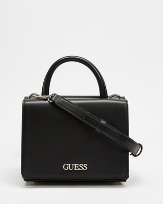 GUESS Kendy Double Flap Cross-Body Bag