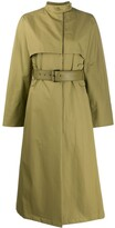 Thumbnail for your product : Salvatore Ferragamo Belted Trench Coat