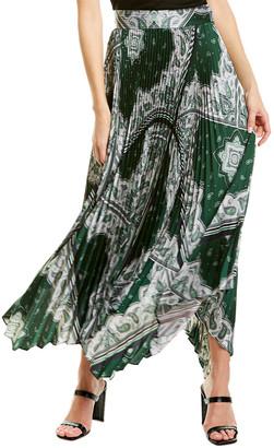 Petersyn Tabby A-Line Skirt