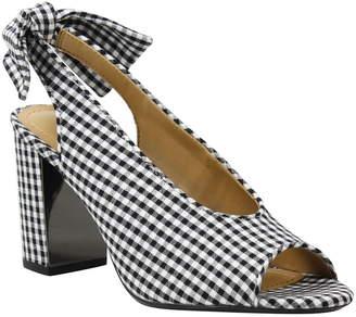 J. Renee Brietta Bow Slingback Sandal