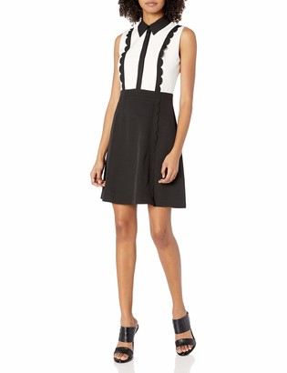 Betsey Johnson Women's All The Trimmings Sheath Dress