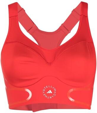 adidas by Stella McCartney TruePace high-impact sports bra