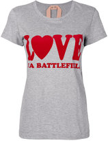 No.21 Love T-shirt - women - Cotton - 38