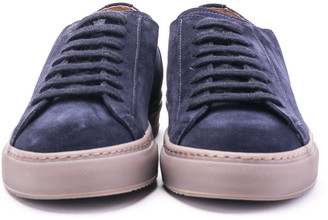 Doucal's Doucals Leather Sneakers