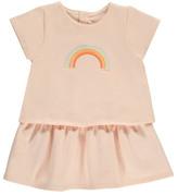 Chloé Rainbow Fleece Dress