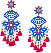 Mercedes Salazar Chandelier earrings