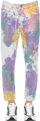 Klsh   Kids Love Stain Hands Regular Fit Cotton Denim Jeans
