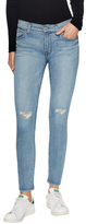 7 For All Mankind Squiggle Ankle Gwenevere Skinny Jean