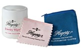 Hagerty Wipe and Store Jewelry Care Collection