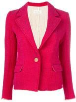 Etoile Isabel Marant Ela blazer - women - Cotton/Polyamide/Polyester/Wool - 42