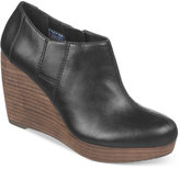 Dr. Scholl's Harlie Platform Wedge Shooties