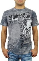 Affliction Motor Tribe Short Sleeve T-Shirt XL