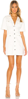 Line & Dot Aliso Utility Dress