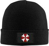 ZMJE Caps Render Resident Evil Umbrella Corporation Beanie Cap