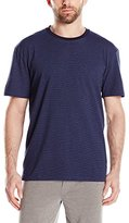 Izod Men's Feedstripe Crew Neck T-Shirt