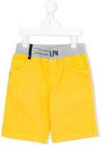 Lapin House - contrast waistband shorts - kids - Cotton/Spandex/Elastane - 2 yrs
