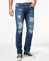 Joe's Jeans Men's Alton Slim-Fit Destroyed Jeans