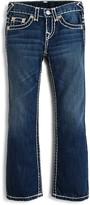 True Religion Boys' Ricky Straight Leg Jeans