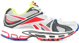 Vetements x reebok spike 200 sneakers yellow