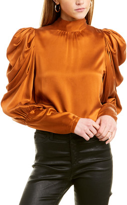 Notes Du Nord Missy Silk Top