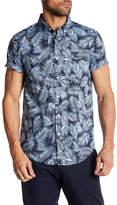 Trunks Tropical Coconut Palm Short Sleeve Shirt