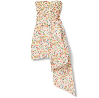 Tory Burch Taffeta Mini Party Dress