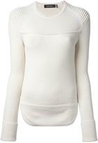 Isabel Marant 'Blaze' ribbed knit sweater