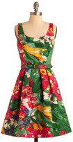 Honolulu Holiday Dress