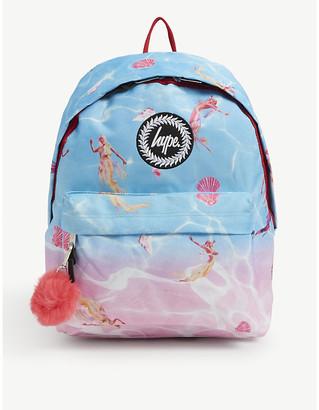 Hype Mermaid backpack